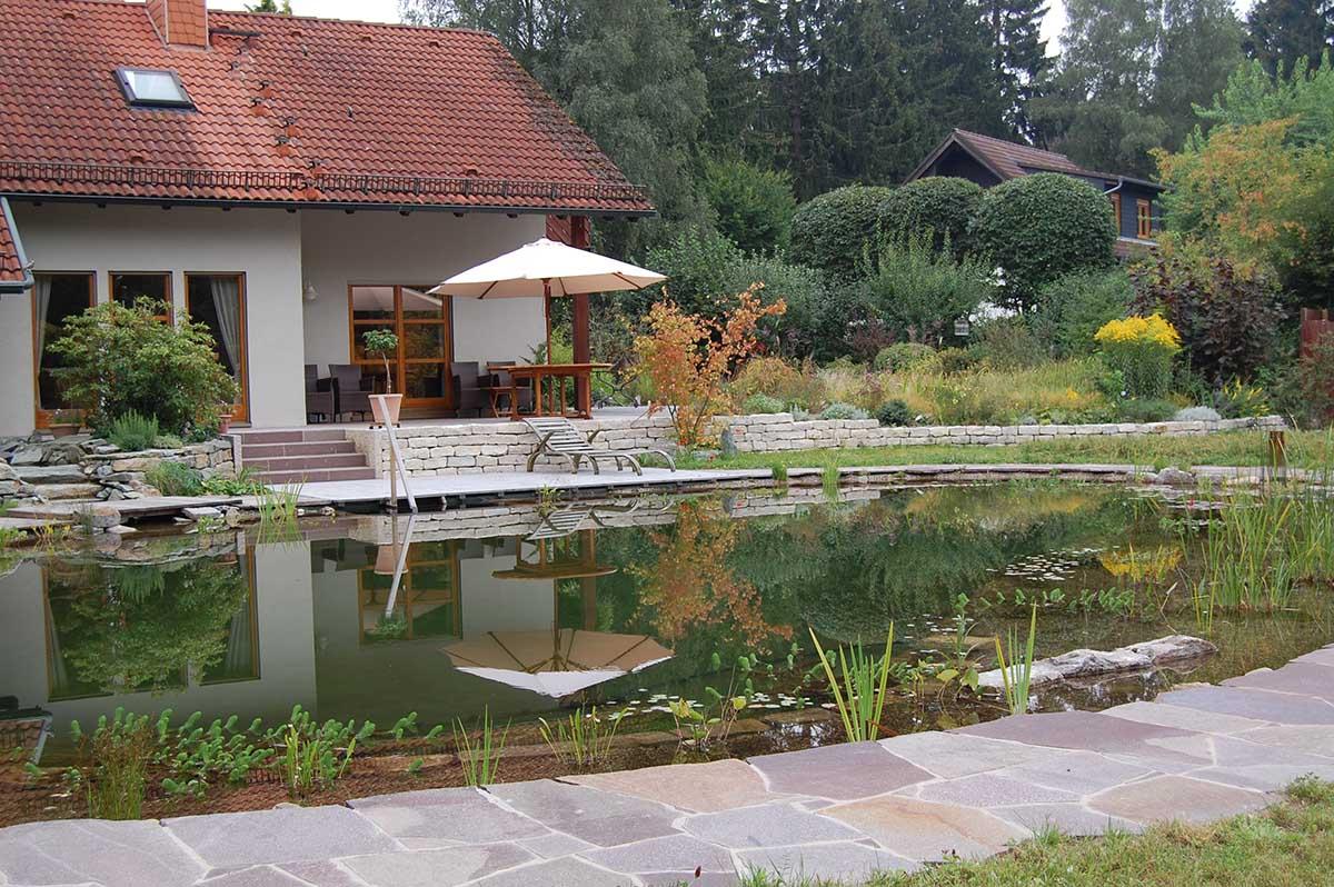 Teich Im Garten innovartiv-garten-teich-3 - innovartiv garten-und landschaftsbau